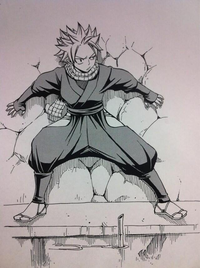 ninja natsu fairytail