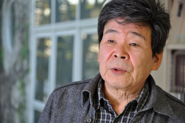 Japan animation giant Takahata passes away at 82