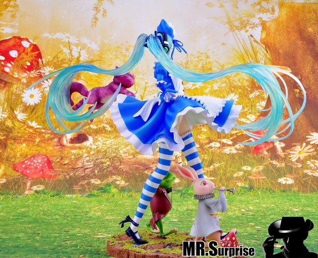 Mr. Surprise Hatsune Miku