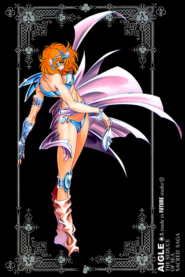 Queenie les classe... les personnages de Saint Seiya 6c6f61d3234522eb7f287f0c9bf334d51224873259_full