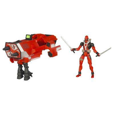 X Men Origins Deadpool Toy Crunchyroll - Deadpool...
