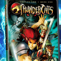 Thundercats  Collection on 18th Release Date For The First  2 Dvd Set Of The New Thundercats