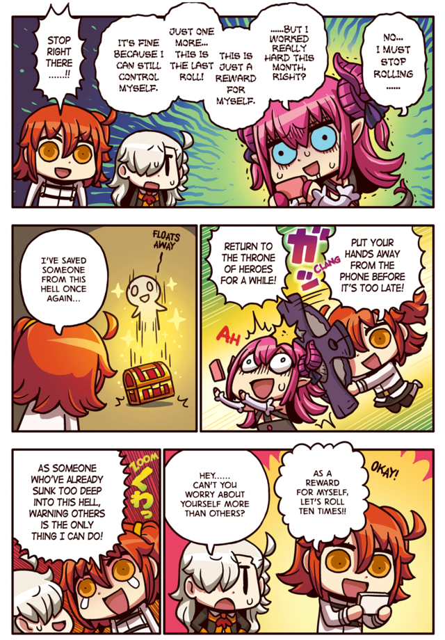 how to level up characters in fate grand order