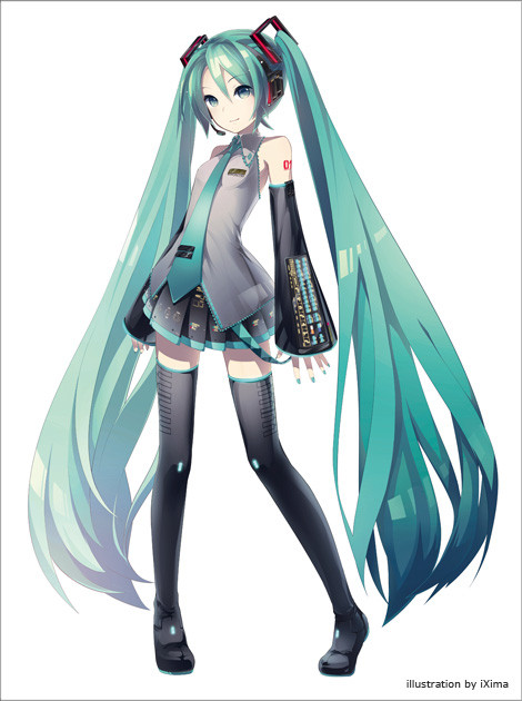 Crunchyroll 60 Cm Tall Quot Hatsune Miku Dollfie Dream Quot Doll Details Announced