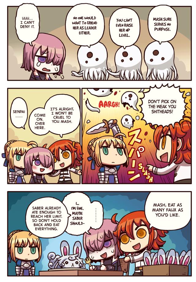 Fate/Grand Order Comic a la carte 6 Japanese comic Manga Anime Saber