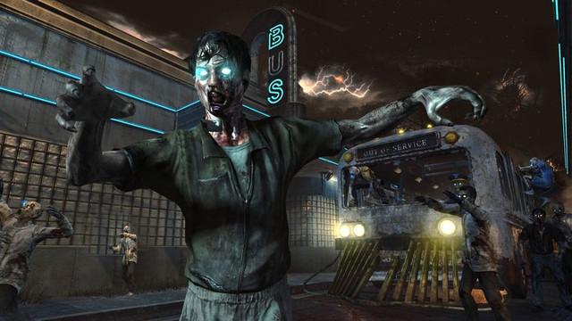 CoD BLOPS II Zombies