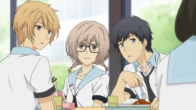 TV Anime Key Visual
