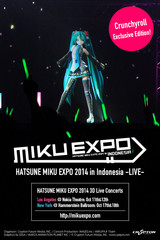 HATSUNE MIKU EXPO 2014 - Indonesia