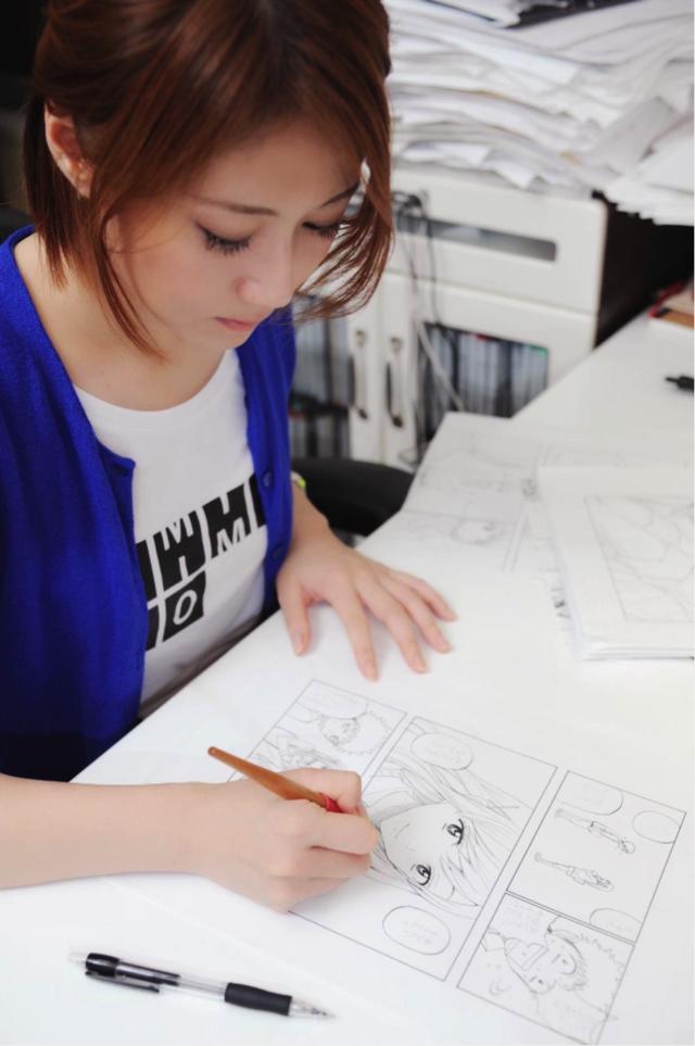 Miki Yoshikawa - Photo by Takahiro Kagawa