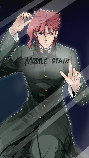 Crunchyroll Fanart Meme Traps Anime Characters Behind Smartphone Glass