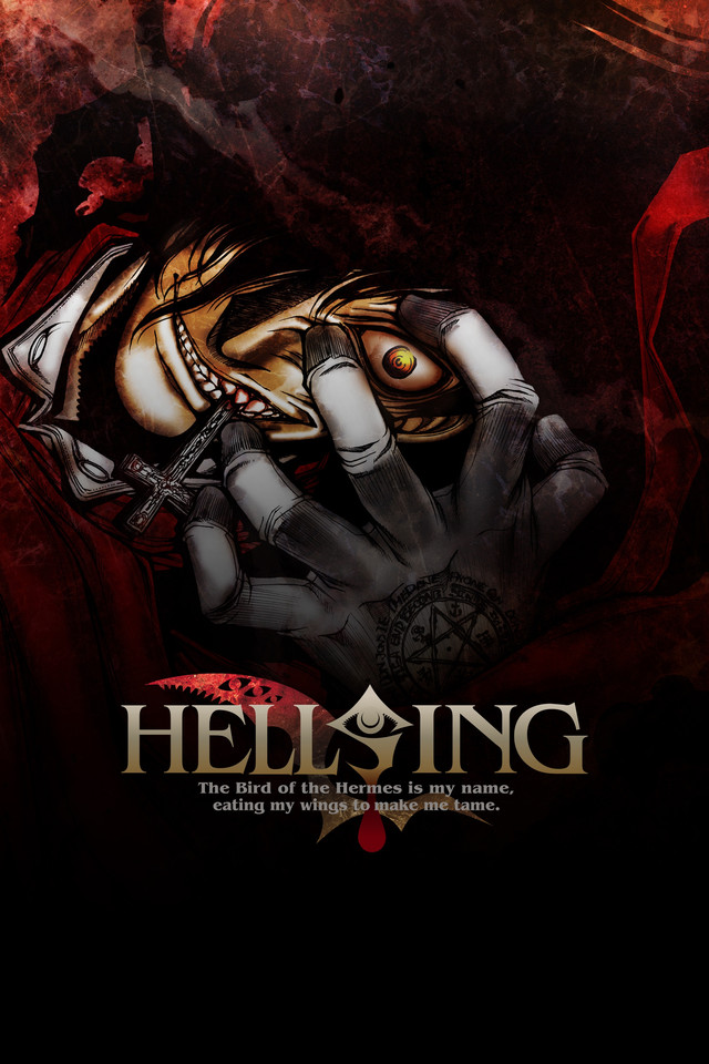 hellsing anime stream