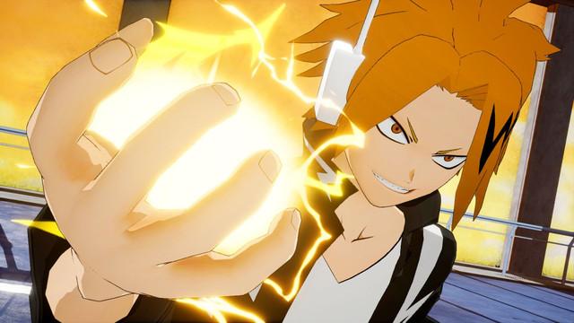 Crunchyroll My Hero Academia One S Justice Screens
