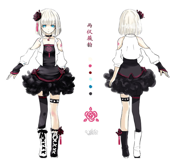 photo contest name ideas - Crunchyroll 15 Candidates for 2nd Vocaloid China