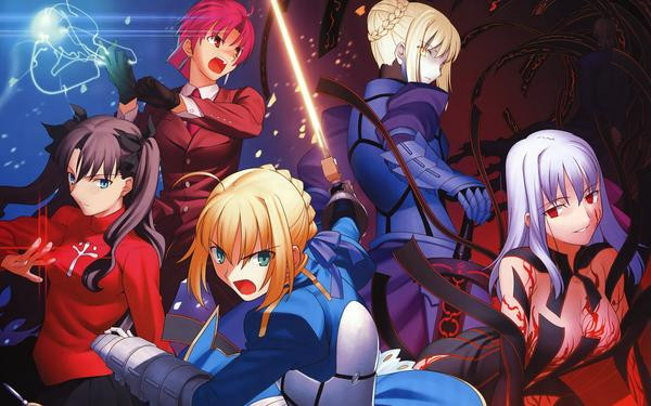 Fate/Stay Night Franchise Soundtrack Collection [FLAC]