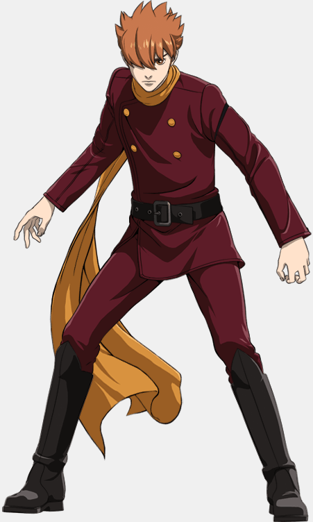Crunchyroll - Yu Yu Hakusho Characters Ghost Their Way