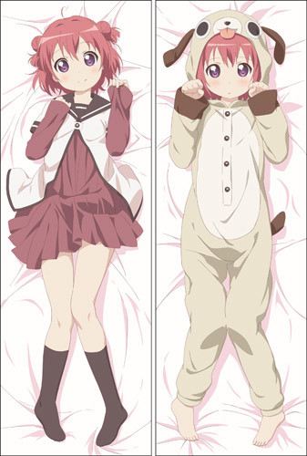 YuruYuri Yui Hug Pillow Revealed
