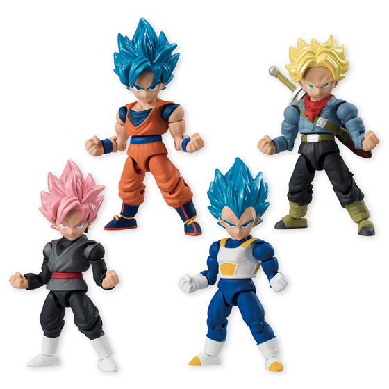 Dragon Ball Toys : Crunchyroll these quot dragon ball candy figures are adorable