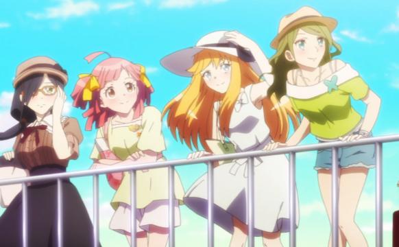 gute mystery animes