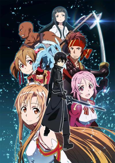 Sword Art Online (Saga) 8f3e25acf0dbcc846f60fae55bb101901340634035_full