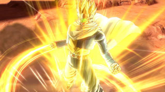 Xenoverse Screenshot 3