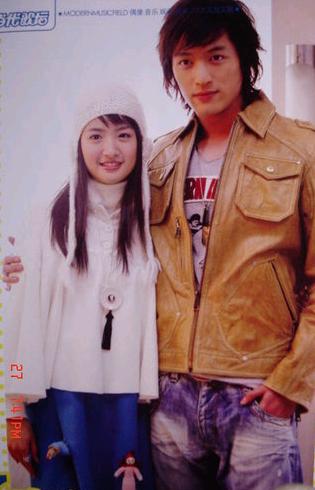 hu ge and ariel lin dating