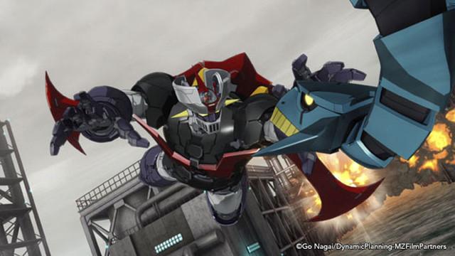 Crunchyroll - The Granddaddy of Super Robots Returns with