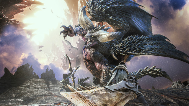 monster hunter deluxe edition xbox one