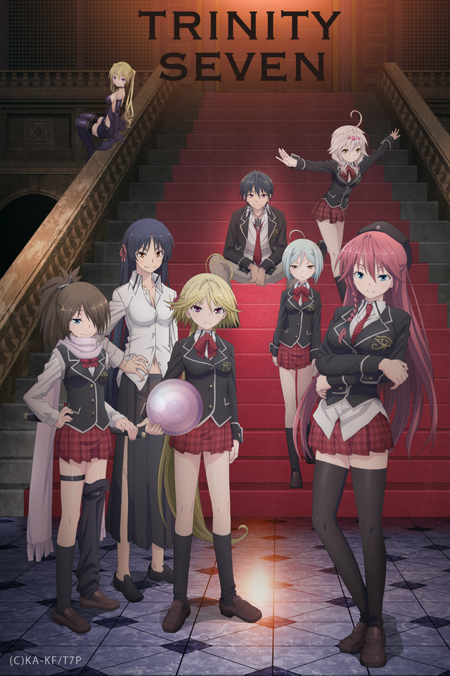 Trinity Seven 11 PL Full HD