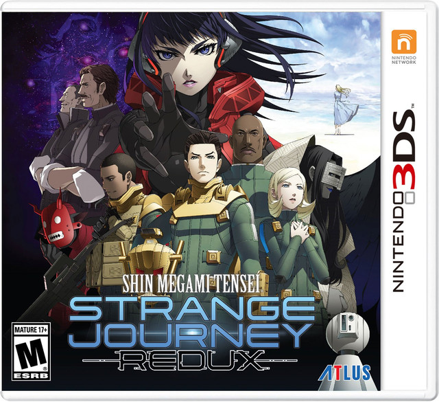 Shin Megami Tensei: Strange Journey Redux Arrives May 15, 2018