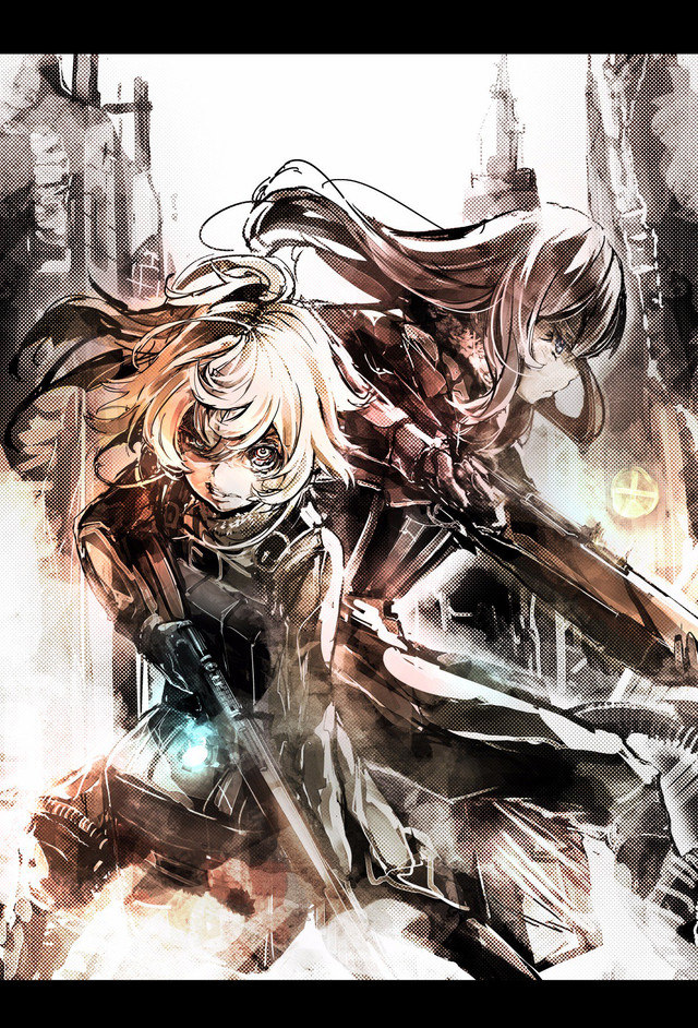 Amazing Anime Original Character Art