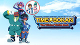 Time Bokan The Villains' Strike Back