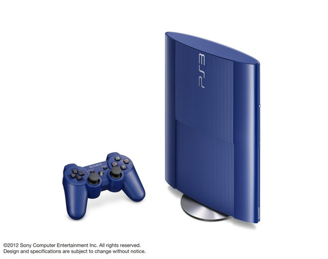 ps3 blue