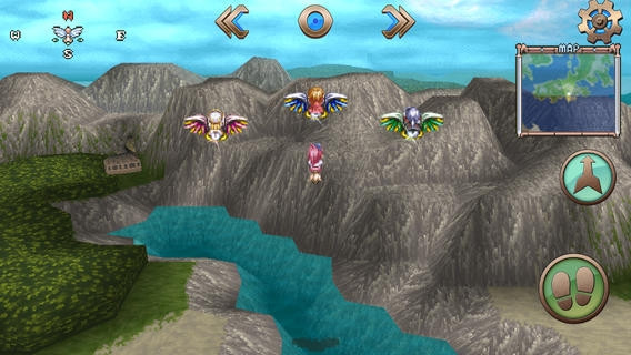 Tales Of Phantasia iOS 2