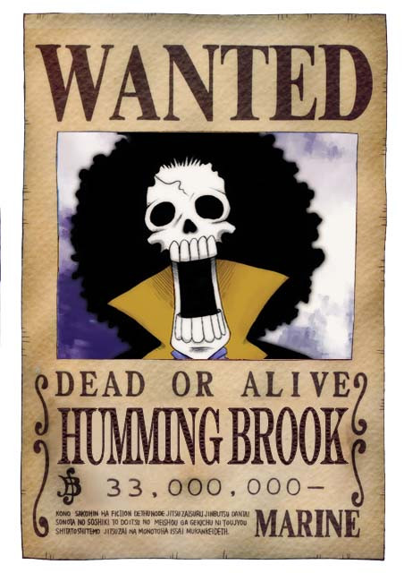 Crunchyroll - Library - One piece Wanted posters - Page 9