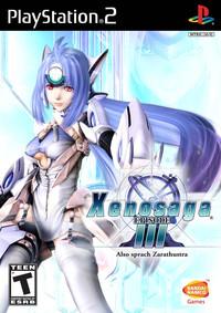Xenosaga Episode 3 Also Sprach Zarathustra