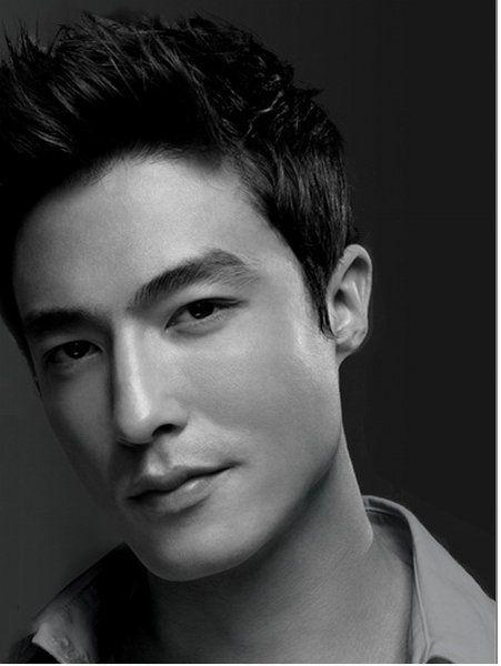 asian guy handsome