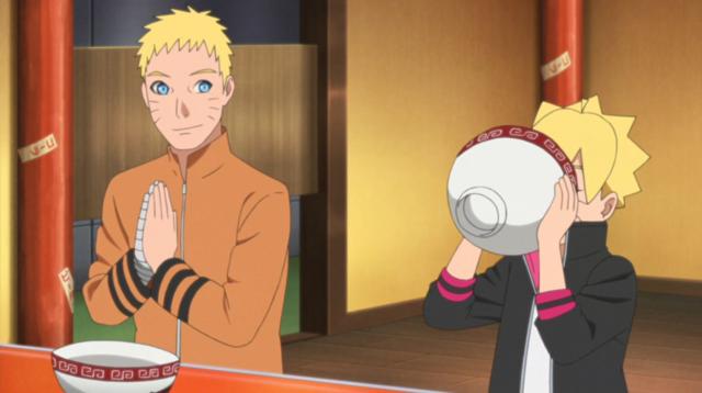 Boruto, Naruto, Boruto's Dad