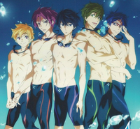 Crunchyroll free 2nd season confirmed at official event sexy summer swimming anime free just had its official talk event in japan and announced the anime second season in the evening session voltagebd Choice Image