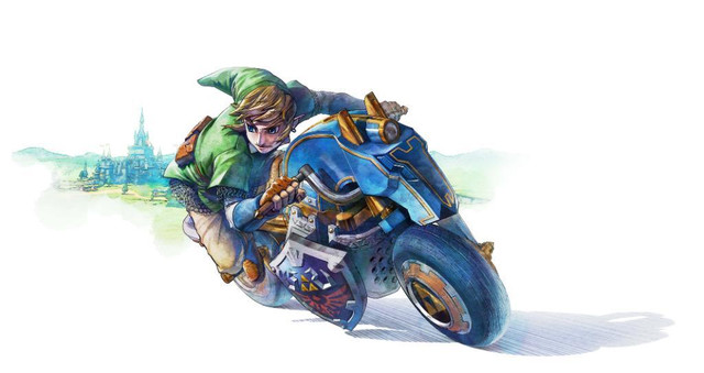 Bikes Mario Kart 8 Mario Kart DLC pack