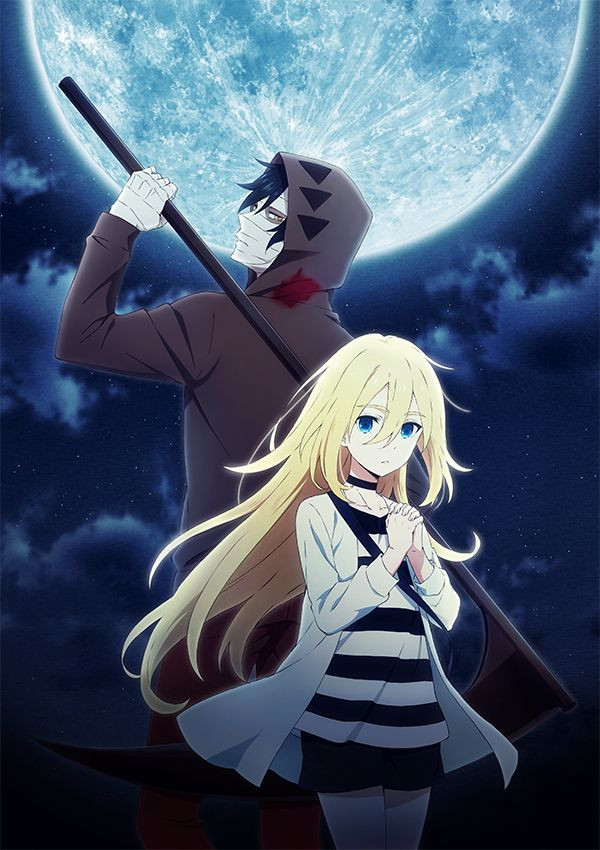 crunchyroll killers make strange partners in angels of death tv