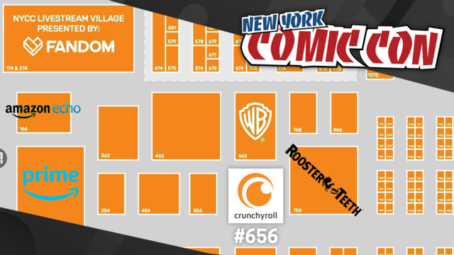 crunchyroll nycc 2017 check out crunchyroll s schedule for nycc