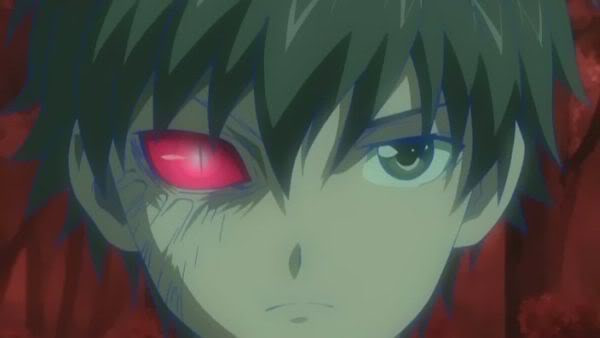 Anime Characters With 3 Eyes : Crunchyroll forum anime characters with green and red