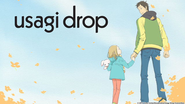 Usagi Drop скачать торрент - фото 9