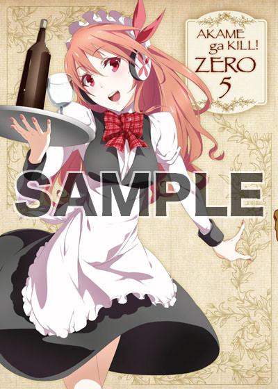 Crunchyroll akame ga kill promotes latest prequel collection bonus cover voltagebd Gallery