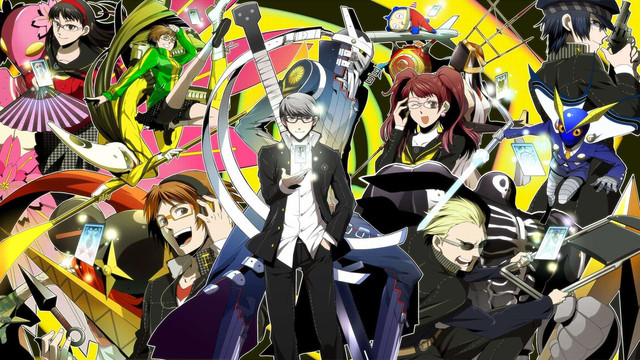 Persona 4 group 2