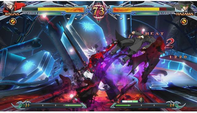 BlazBlue Chrono Phantasma Corepack