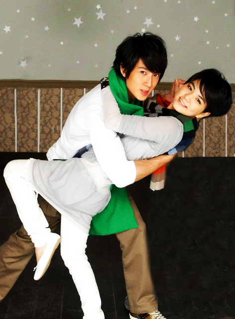 wu chun and ella chen relationship test
