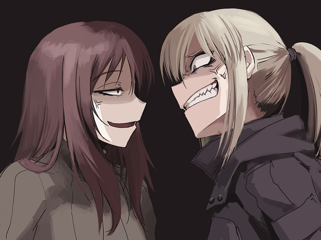 Anime Characters Smiling : Crunchyroll forum help me figure out what anime this is
