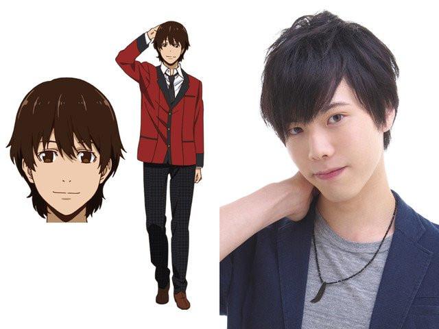 """Tatsuya Tokutake como Ryouta """"Pochi"""" Suzui"""