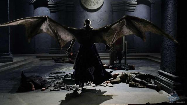 Underworld evolution marcus wings